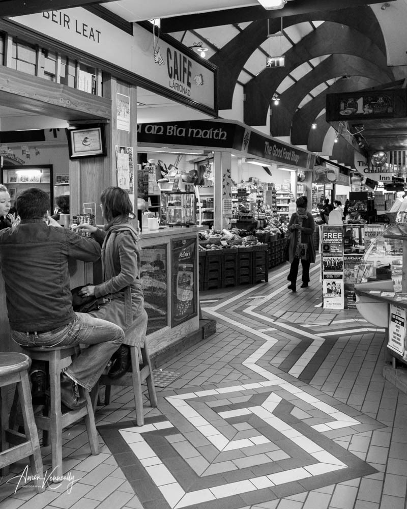 English Market, Grand Parade, Cork City, Ireland