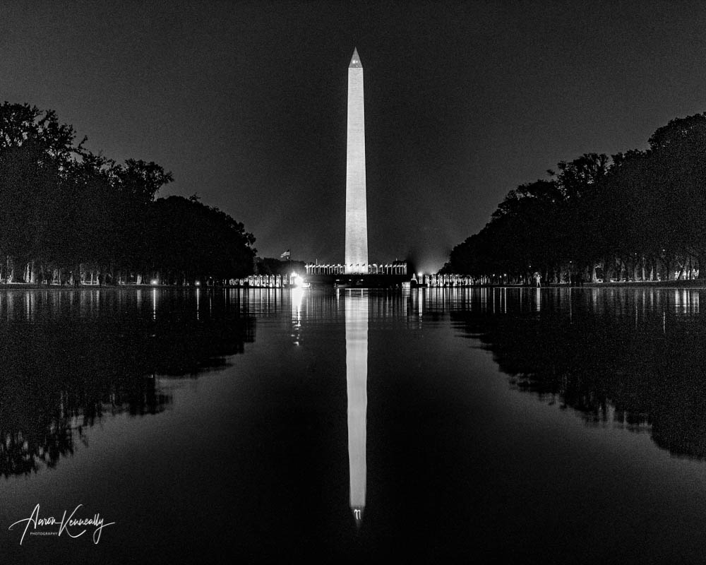 The Washington Monument, Washington D.C., USA