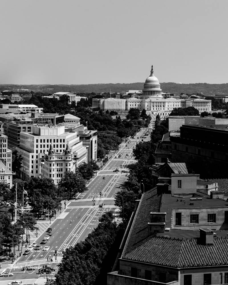 The United States Capitol, Washington D.C., USA