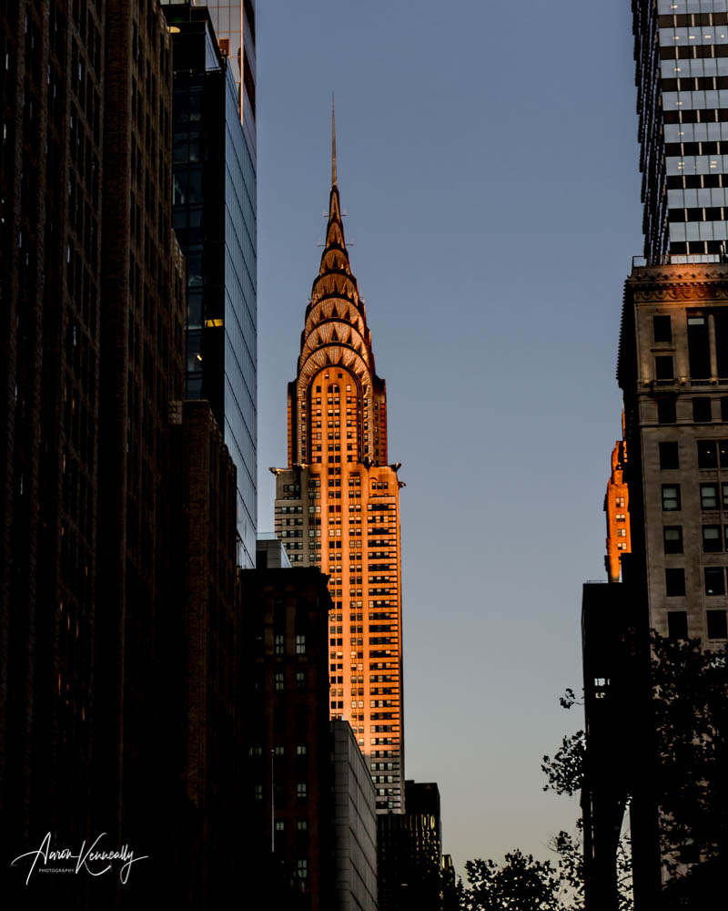 The Chrysler Building, New York, USA