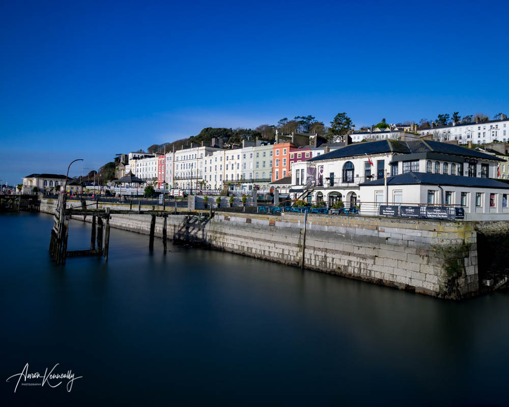 White Star Line Pier (Heartbreak Pier), Cobh, Co. Cork